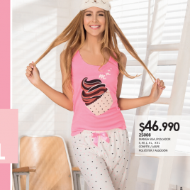 Pijama para Dama