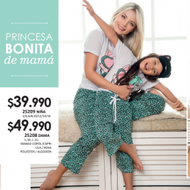 Pijama para Ellas