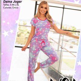Pijama para dama pantalon largo