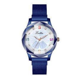 Reloj escottie azul amapola
